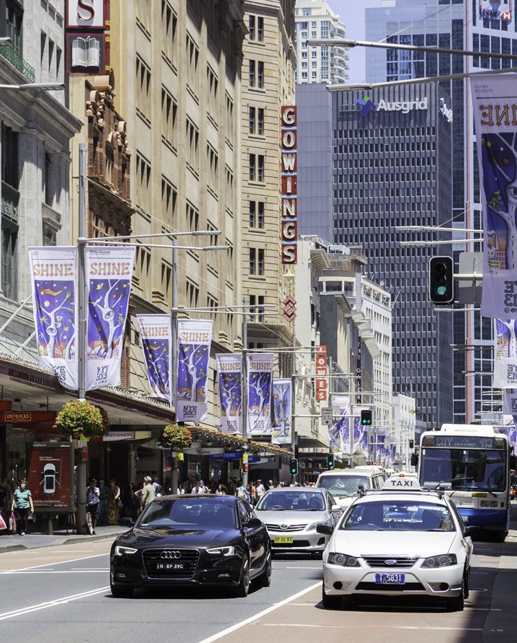 Australia S Controversial Luxury Car Tax Is Up For Debate In New Report