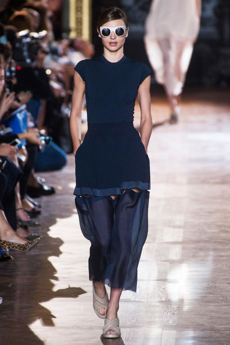 Stella McCartney RTW Runway at Paris Fashion Week