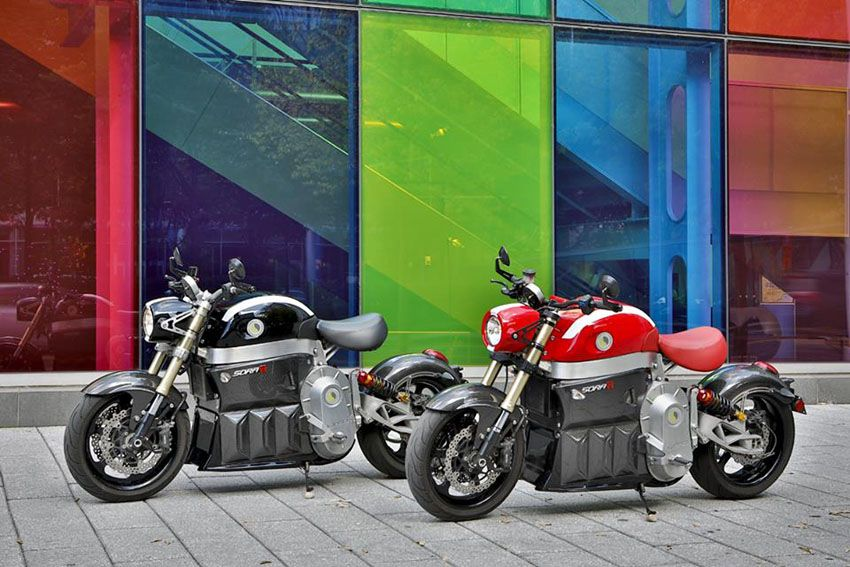 soro electric motorcycle