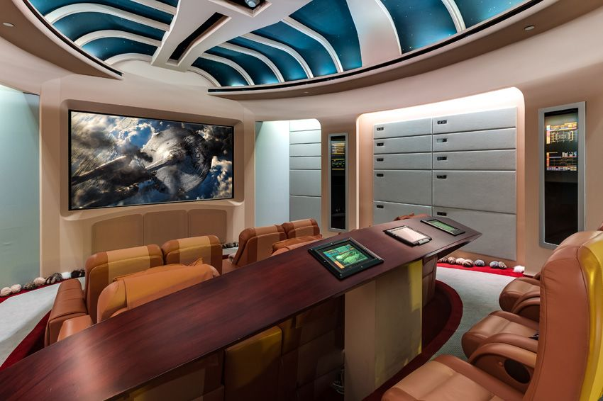 star trek house for sale
