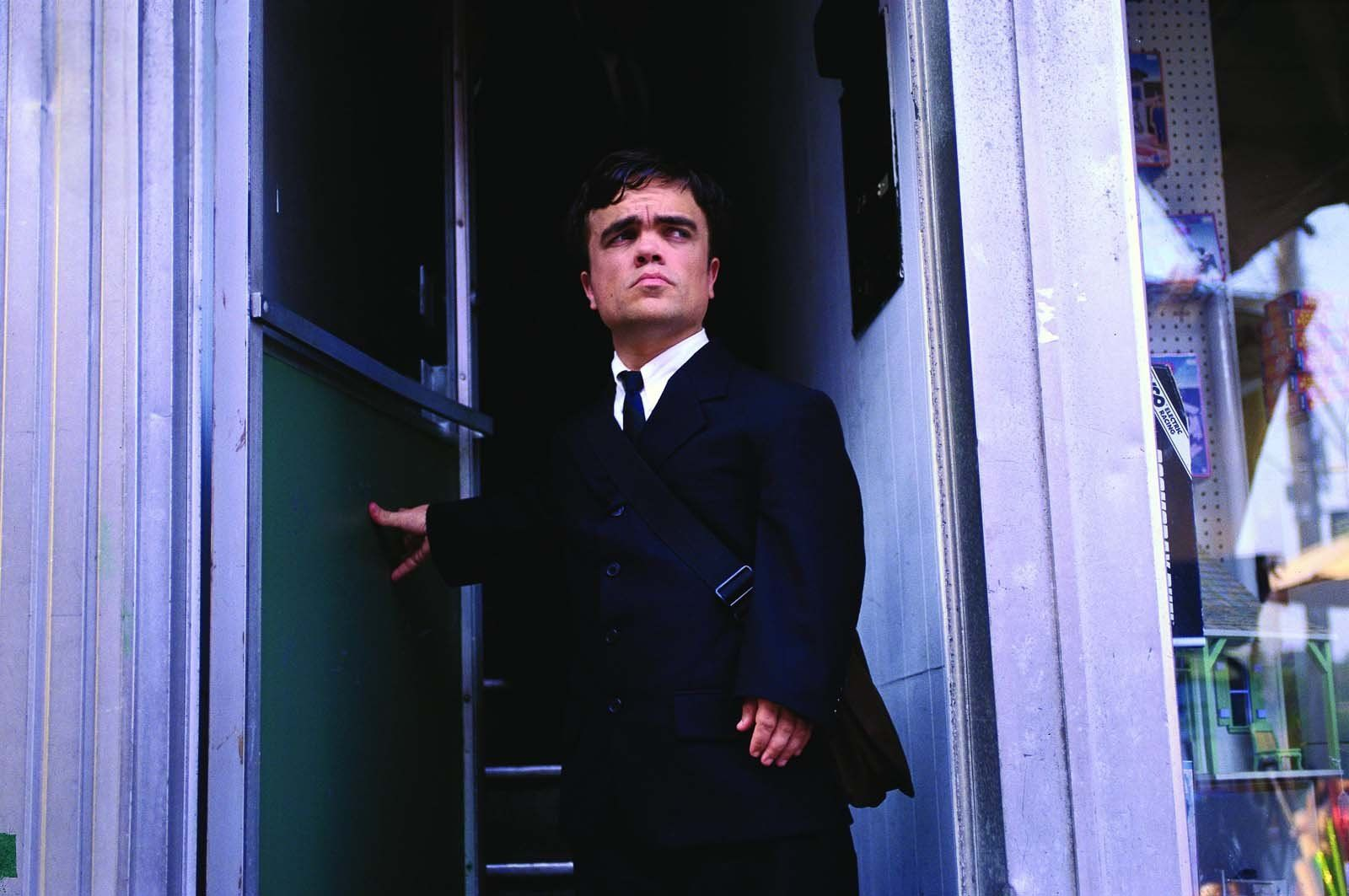 peter dinklage, the station agent