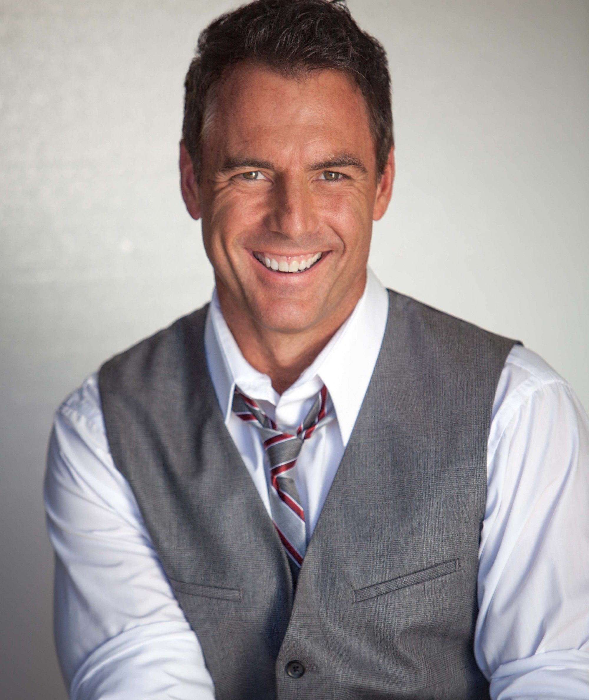 Home & Family, Mark Steines