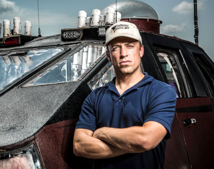 Reed Timmer, Extreme Storm Chaser