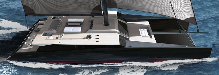Sunreef 165 Ultimate high-performance sailing catamaran