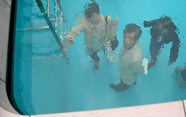 Leandro Erlich Swimming Pool