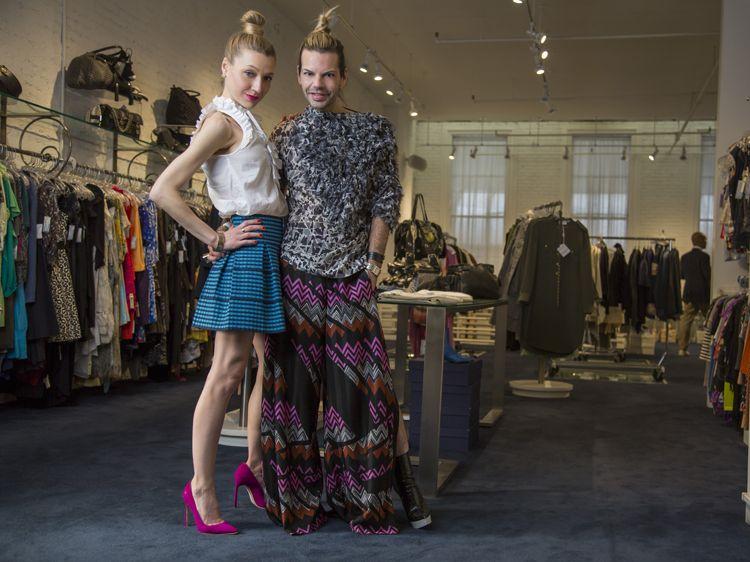 gregg & tayler million dollar shoppers