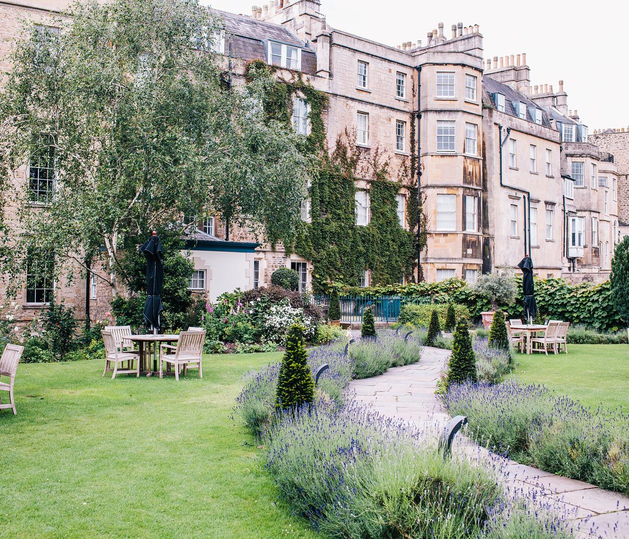 Royal Crescent Hotel & Spa, bath, england, uk, luxury hotel