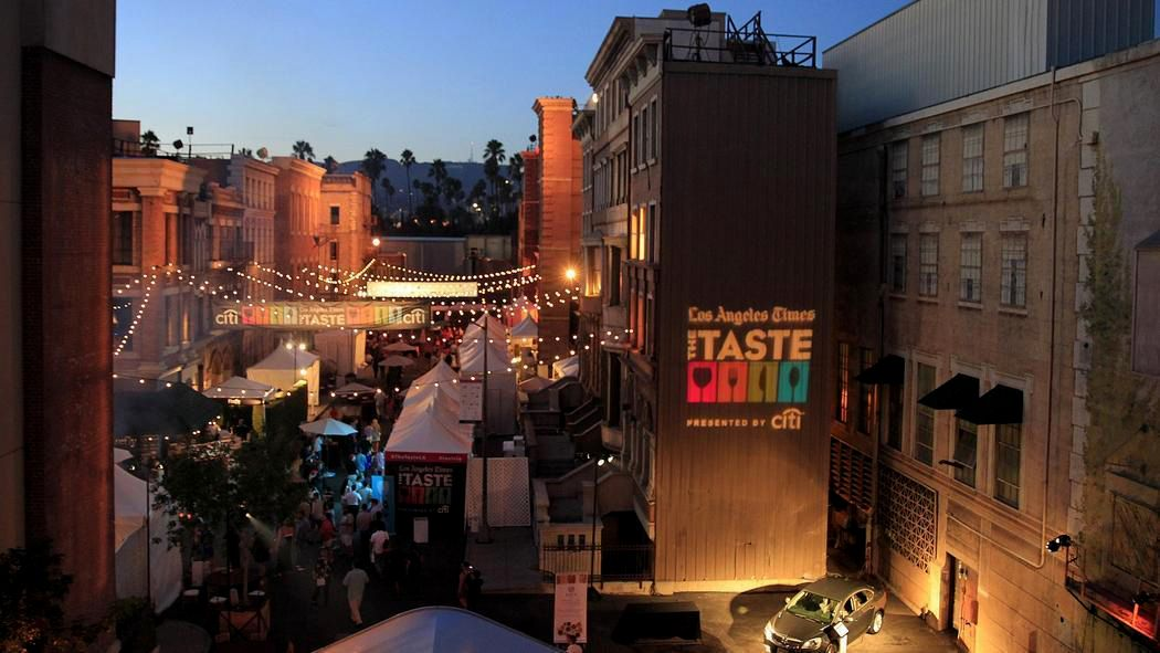 Whet Your Appetite For The Los Angeles Taste Foodie Event