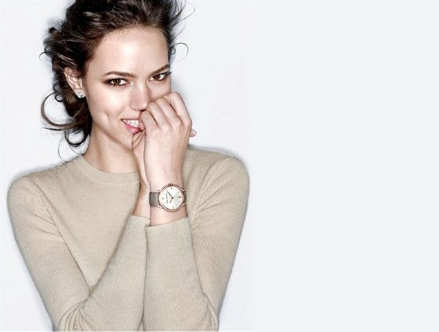 Harry Winston Watch Campaign