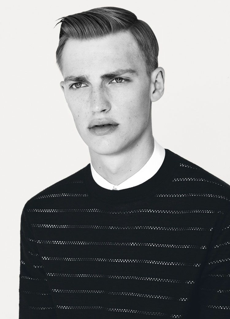 Dior Homme Spring/Summer 2013 Campaign