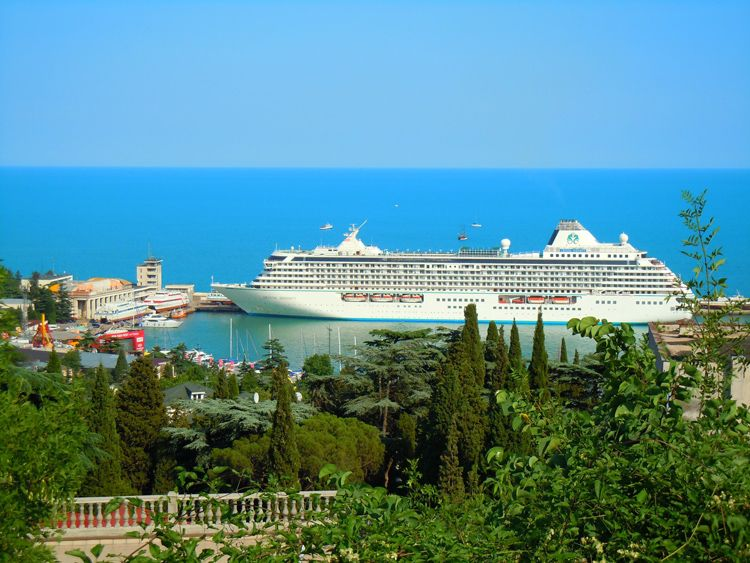 Crystal Cruise Ship