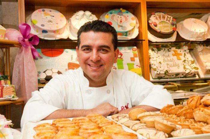 Buddy Valastro cake boss