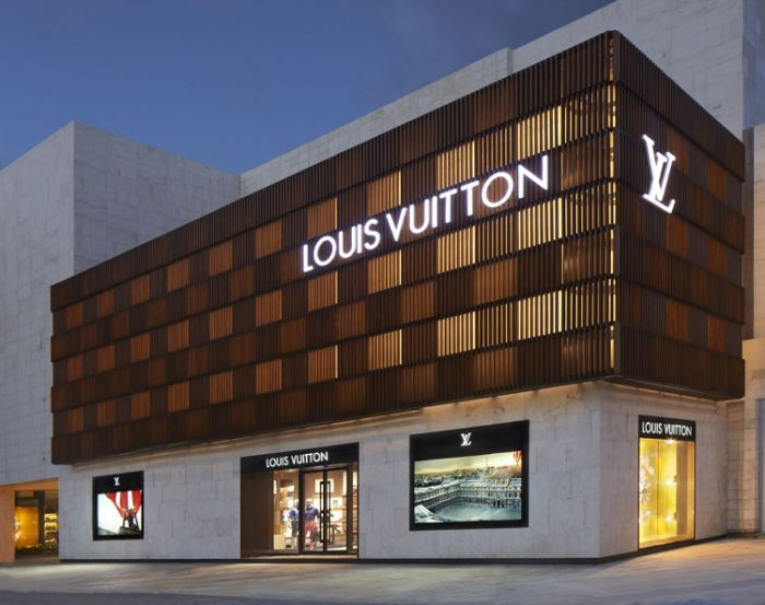 Newest Louis Vuitton Boutique Is Largest In Latin America
