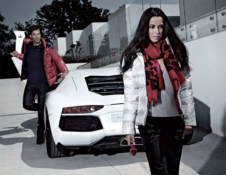 Lamborghini Celebrates 50th Anniversary With Luxury Fashion Collection