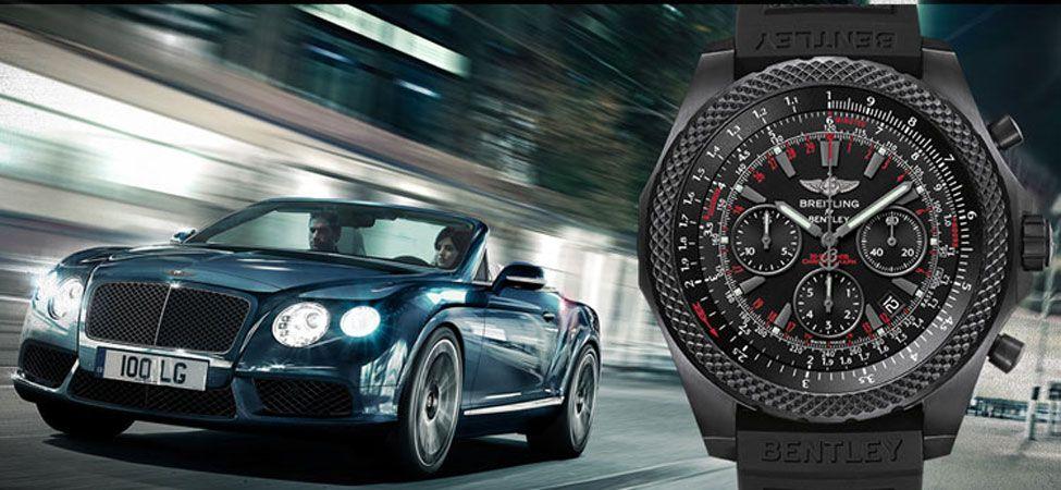Breitling for Bentley watch