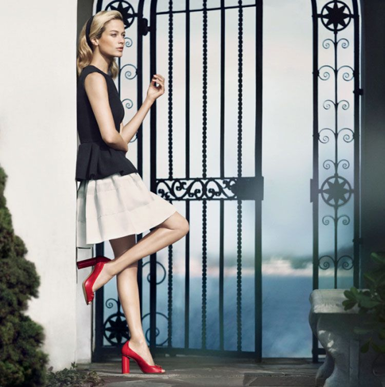 New Carlo Pazolini Shoes Displayed in Stunning Spring Campaign