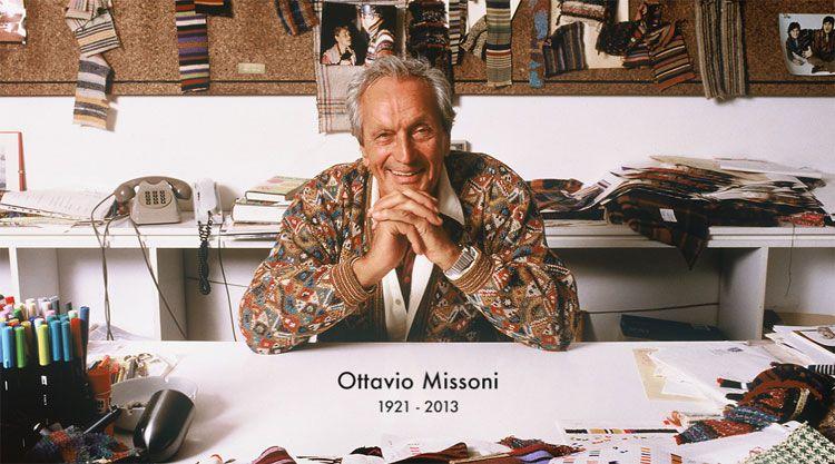 Missoni Patriarch Ottavio Missoni Passes Away at 92