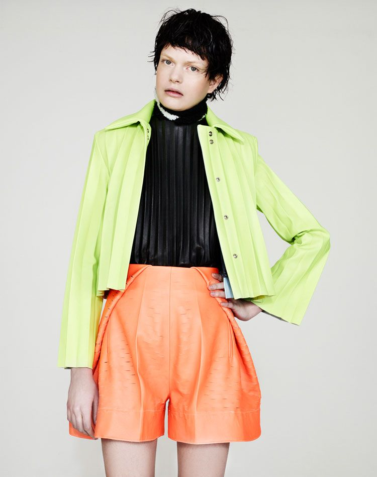 '60s Mod Gets Revamped in Martina Spetlova Fall Collection