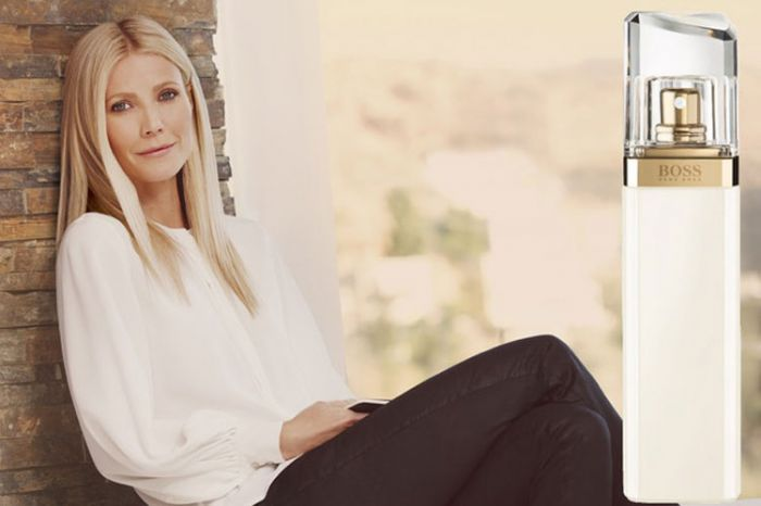 Just Released: Gwyneth Paltrow Stars in Hugo Boss' Latest Fragrance Ad