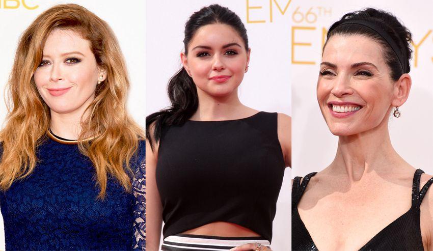 Emmys beauty