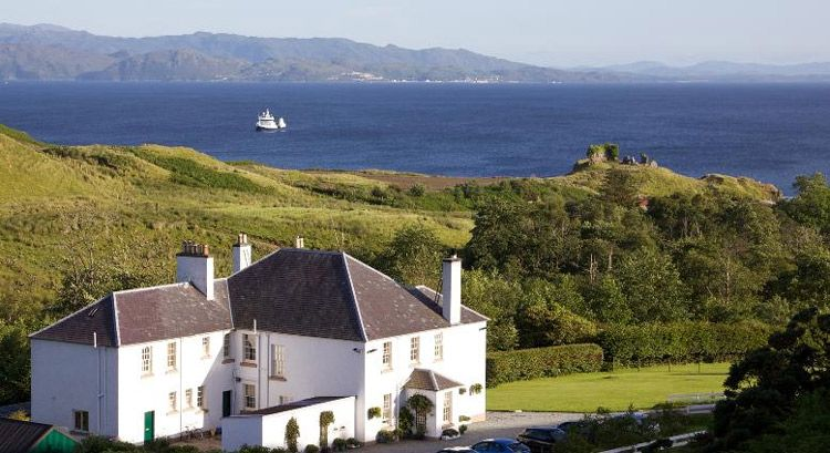Leisure Bay Spas >> Two Luxury Hotels on Scotland's Isle of Skye | Toravaig & Duisdale