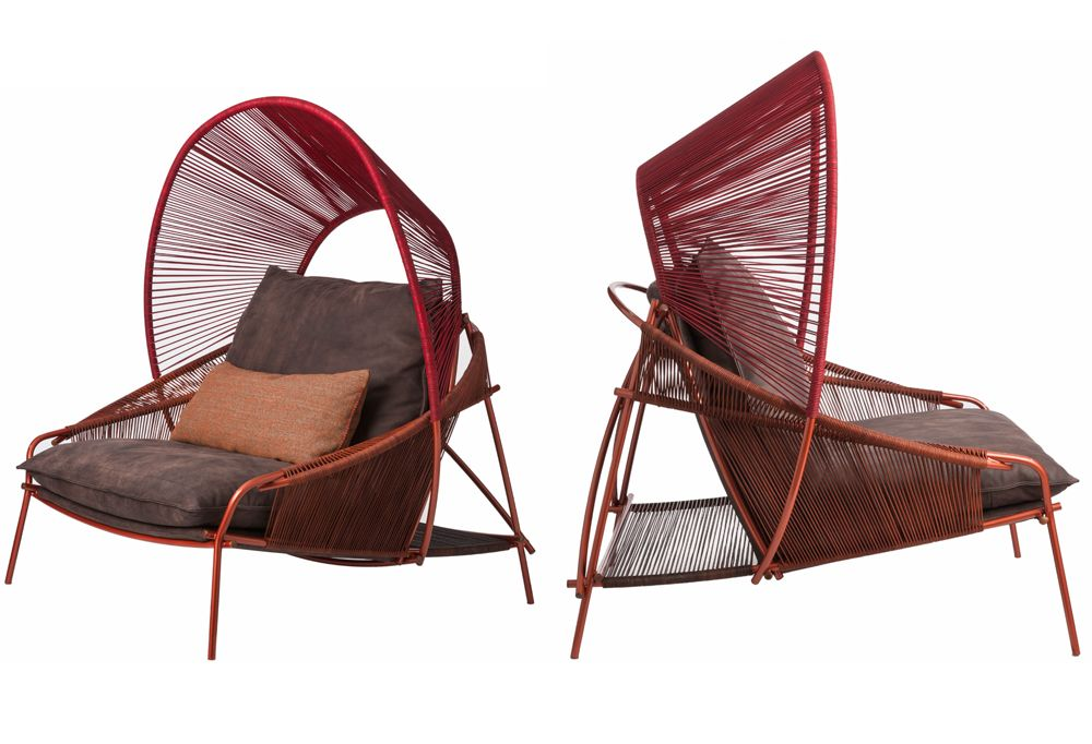 Roche Bobois Traveler Chair