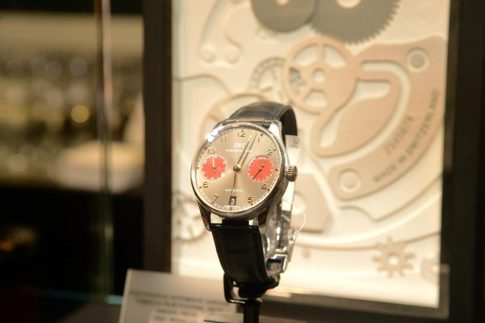 iwc Tribeca Film Festival Timepiece