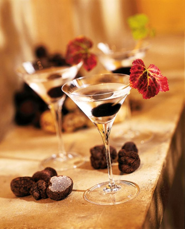 truffle vodka cocktail