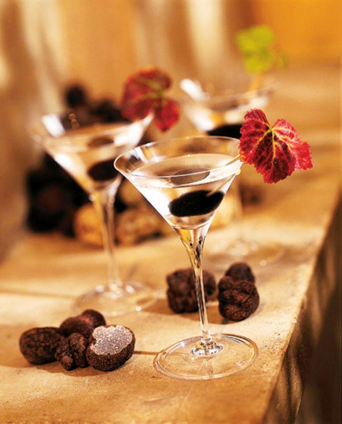 truffle vodka cocktail