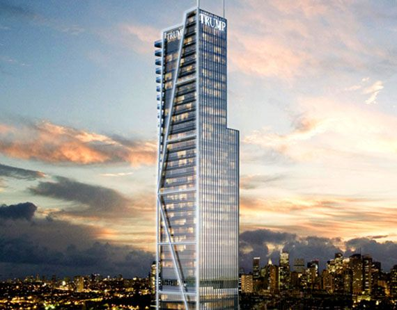 Trump Tower Manila Coming To Philippines In 2012
