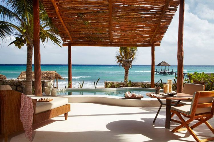 Viceroy Riviera Maya villa