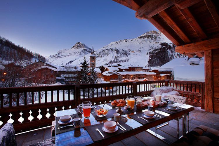 Marco Polo Villa in Val d'Isere, France