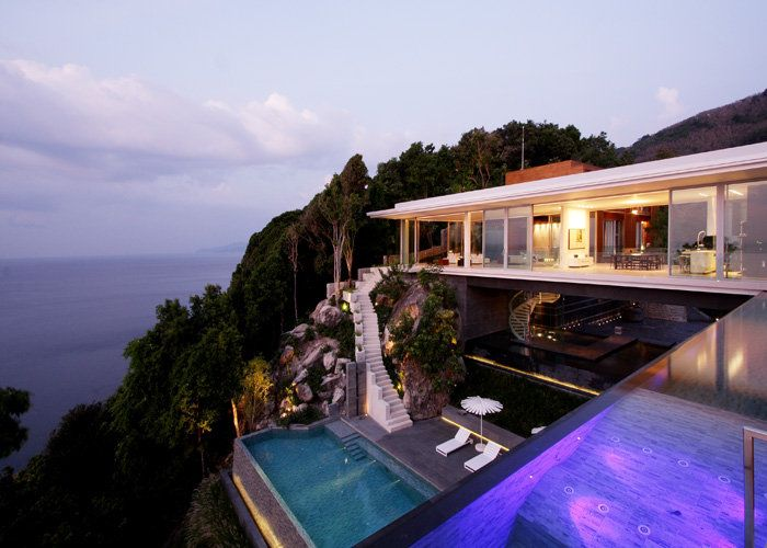 Villa Mayavee Thailand  Phuket resort