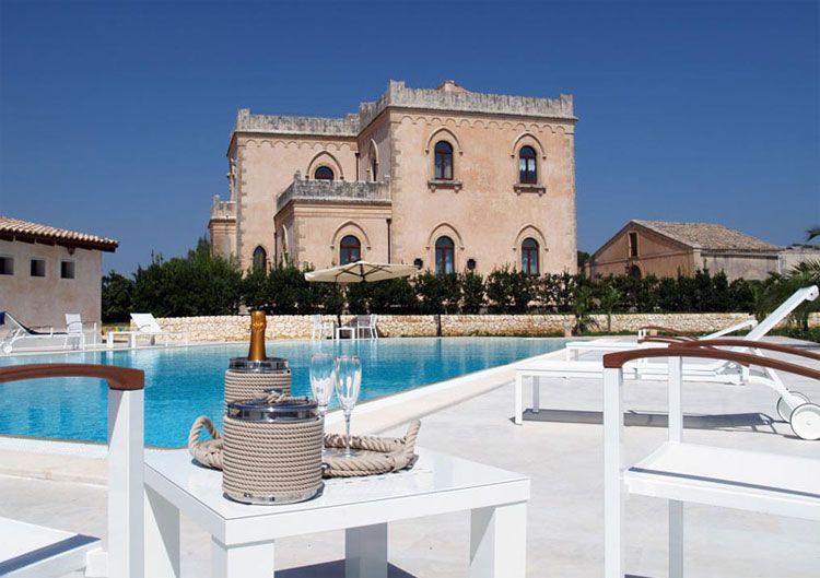 Villa Villino pool