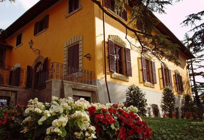 Villa Poggio Bartoli exterior