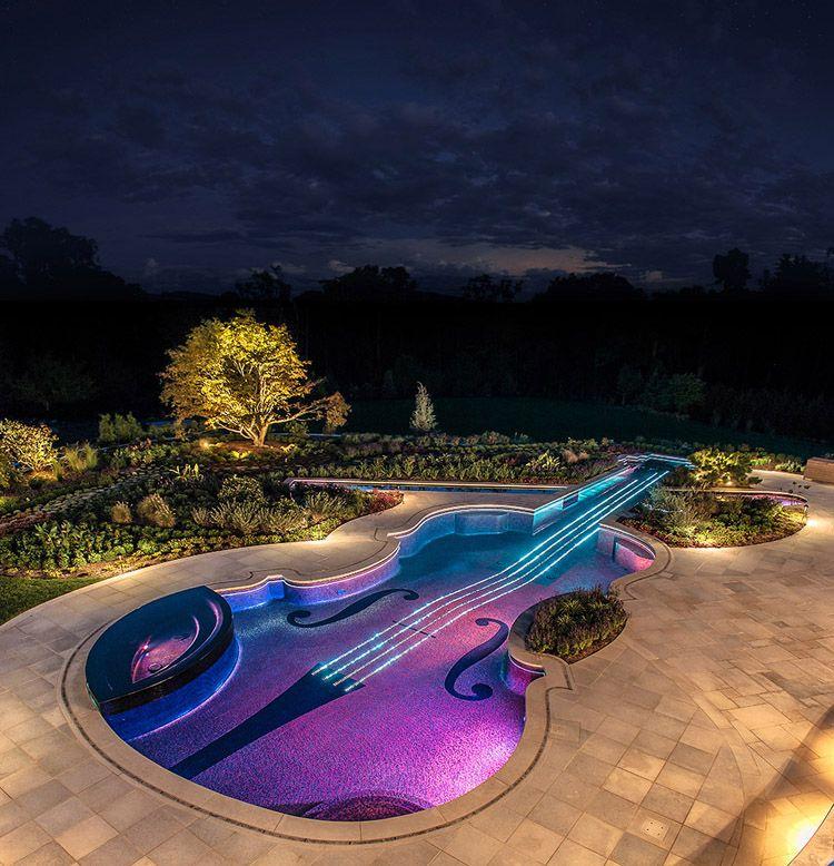 Cipriano violin pool