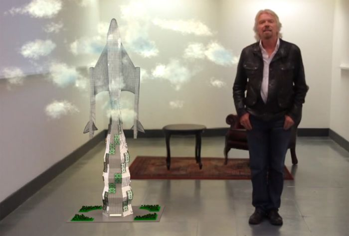 virgin buildings, richard branson, virgin