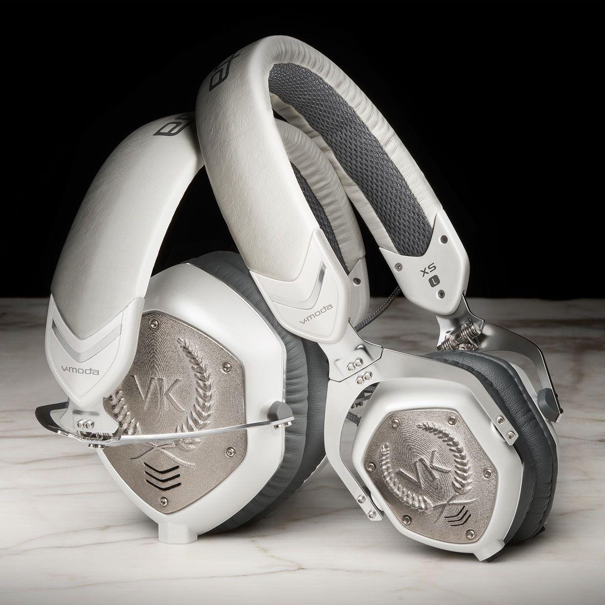 V-MODA 3D-Printed Headphones