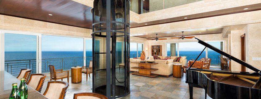 Water Falling Estate Hawaii