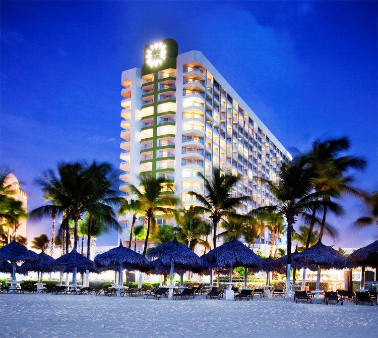The Westin Resort & Casino, Aruba exterior