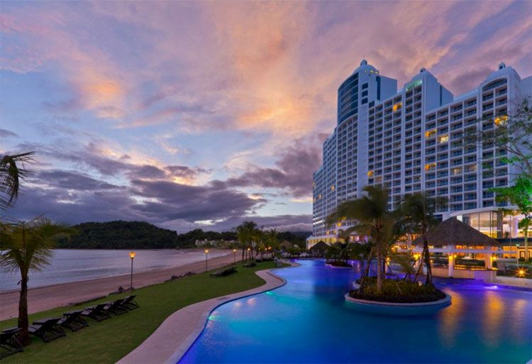 The Westin Playa Bonita Panam� exterior