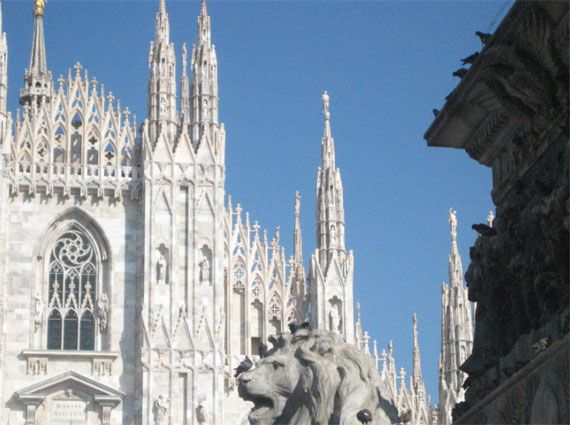 Duomo Cathedral, Milan