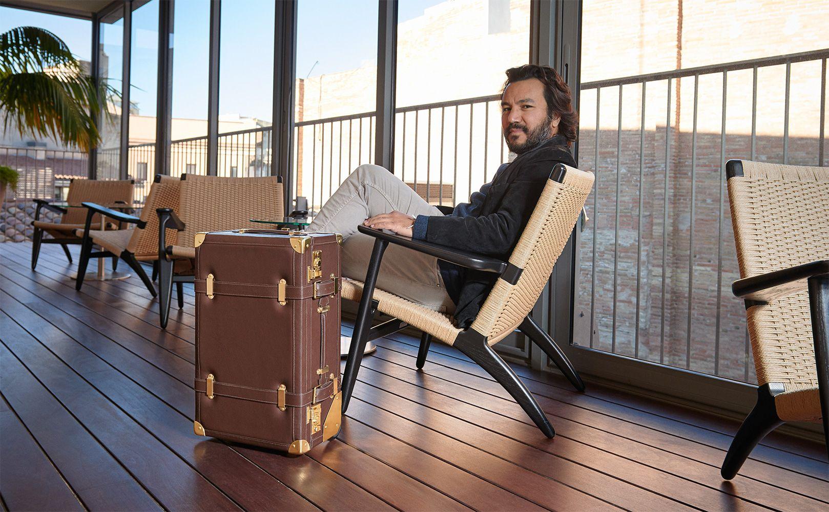 wilkens, luxury luggage, luggage