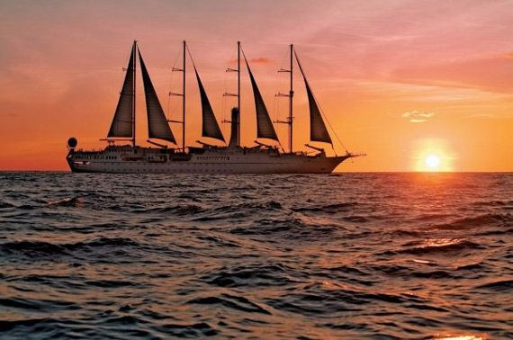 What S New On Board Windstar Luxury Cruise Ships