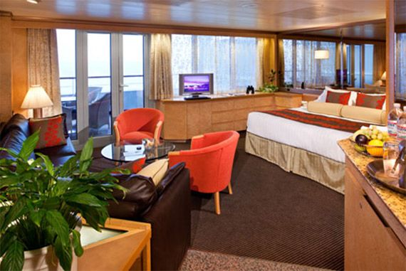 ss rotterdam guest room