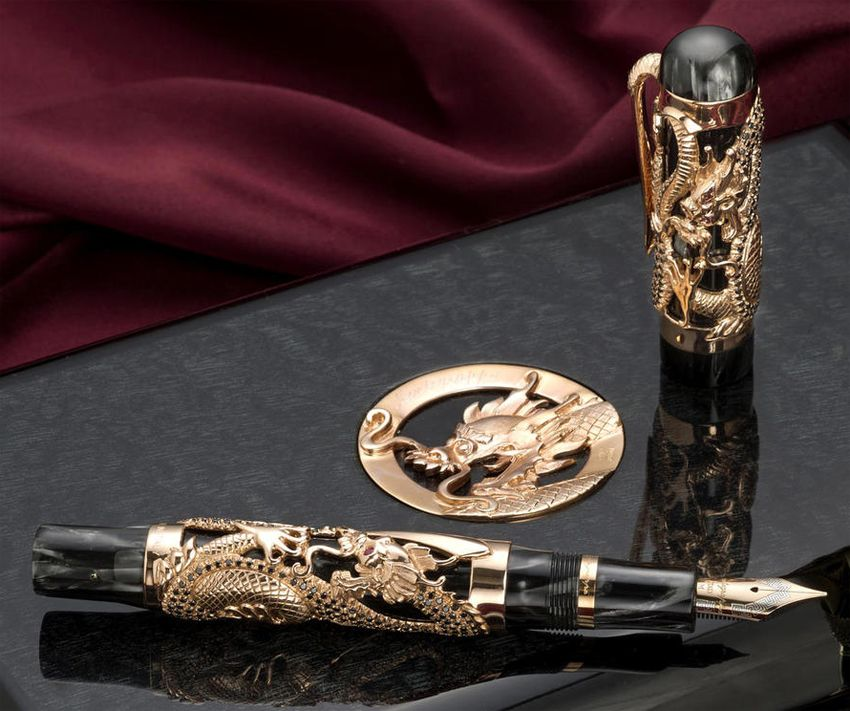 Bonhams Fine Writing Instruments auction