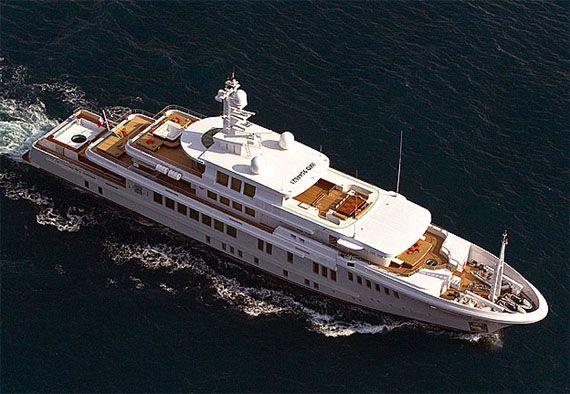 Yogi Burgess Yacht