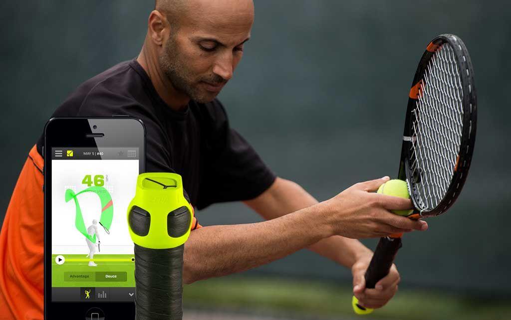 Zepp Tennis sensor