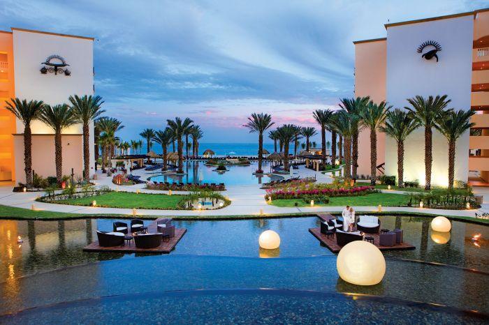Hyatt Ziva Offers International Cuisine Swim Up Rooms And