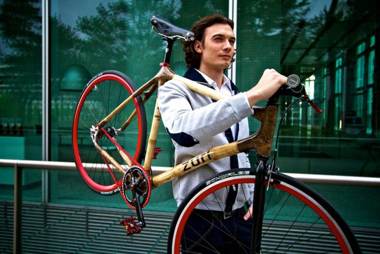 zuri bamboo bikes